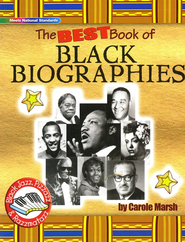 The Best Book of Black Biographies   -     By: Carole Marsh