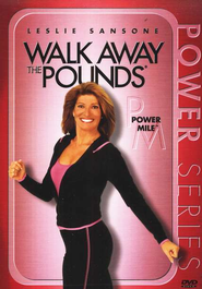 Walk Away the Pounds: Power Mile, DVD   -     By: Leslie Sansone