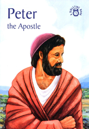 Peter-The Apostle: A Bibletime Book   -     By: Carine MacKenzie