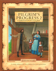 Pilgrim's Progress 2: Christiana's Story  -     By: John Bunyan