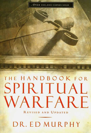 The Handbook for Spiritual Warfare (Revised & Updated) - Slightly Imperfect  -
