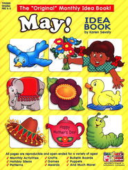 May Monthly Idea Book  -