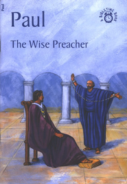 Paul: The Wise Preacher  -              By: Carine MacKenzie