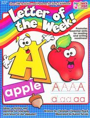 Letter of the Week! Book  -