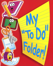 My To Do! Pocket Folder  -