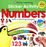 Sticker Activity Numbers  -     By: Roger Priddy