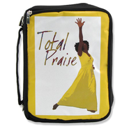 Total Praise, Organizer Bible Cover   -