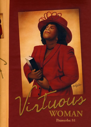 Virtuous Woman Journal, Mature, African American   -