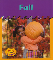 Read and Learn Seasons Series: Fall   -     By: Patricia Whitehouse