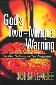 God's Two-Minute Warning - eBook  -     By: John Hagee