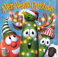 A Very Veggie Christmas, Re-Release CD   -
