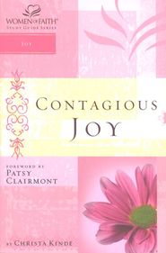 Contagious Joy, Women of Faith Bible Studies                    - Slightly Imperfect  -