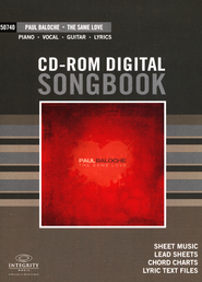 The Same Love (Digital Songbook)   -              By: Paul Baloche