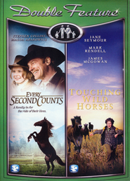 Every Second Counts/Touching Wild Horses, Double Feature DVD   -