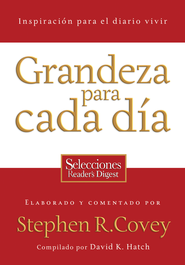 Grandeza Para Cada Dia (Everyday Greatness) - eBook  -     By: Stephen R. Covey