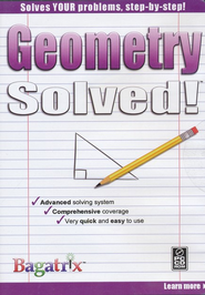 Geometry Solved! CD-Rom   -