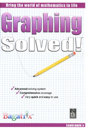 Graphing Solved! CD-Rom   -