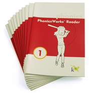 K12 Phonics Readers 1-9   -