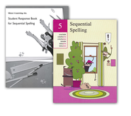 Sequential Spelling Book 5 & Student Response Book  -     By: Don McCabe