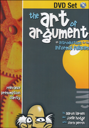 The Art of Argument DVD Set   -              By: Aaron Larsen, Joelle Hodge