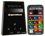 2 Piece Einstein Electronic Brain Games Pack   -
