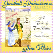A Tale of Two Cities on Audio CD   -     Narrated By: Jim Weiss     By: Charles Dickens