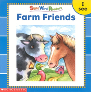 Sight Word Readers: Farm Friends   -     By: Linda Ward Beech