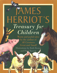 James Herriot's Treasury for Children   -     By: James Herriot