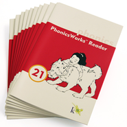 K12 Phonics Readers 21-30   -
