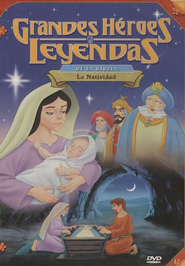 La Natividad, Grandes H&#233roes y Leyendas de la Biblia  (The Nativity, Great Heroes and Legends of the Bible), DVD  -