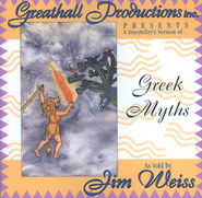 Greek Myths - Audiobook on CD  -     By: Jim Weiss