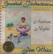 Arabian Nights        - Audiobook on CD      -              By: Jim Weiss
