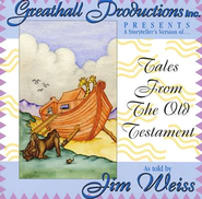 A Storytellers Version of Tales from the Old Testament Audio CD   -     By: Jim Weiss