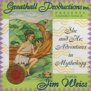 She & He: Adventures in Mythology         - Audiobook on CD  -     By: Jim Weiss