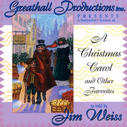 A Storyteller's Version of A Christmas Carol & Other Stories CD   -     By: Jim Weiss