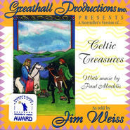 Celtic Treasures       - Audiobook on CD  -     By: Jim Weiss