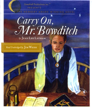 Carry On, Mr. Bowditch Audio CD   -     Narrated By: Jim Weiss     By: Jean Lee Latham