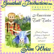American Tall Tales on Audio CD   -