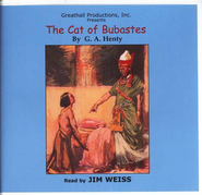 The Cat of Bubastes                - Audiobook on CD  -     By: G.A. Henty