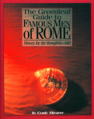 Greenleaf Guide to Famous Men of Rome  -