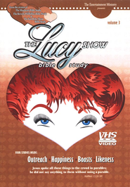 Lucy Bible Study Vol. 3 VHS Leader Pack  -     By: Stephen Skelton