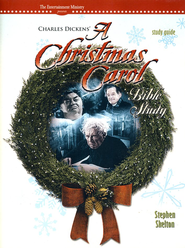 Charles Dickens A Christmas Carol Bible Study-Study Guide - Slightly Imperfect  -