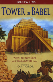Tower of Babel, Pop-Up and Read Book   -              Illustrated By: Jon Taylor