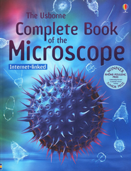 The Usborne Complete Book of the Microscope, Internet-Linked  -