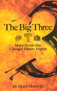The Big 3: Creation, the Fall, and the Flood--Major Events That Changed History Forever - Slightly Imperfect  -