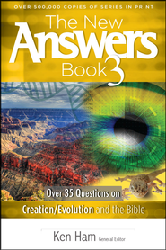 The New Answers Book 3  -     By: Ken Ham