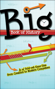 Big Book of History  -              By: Laura Welch