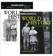 World History: Observations and Assessments from Creation to Today, Student Book & Teacher Book   -              By: James Stobaugh