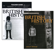 British History: Observations and Assessments from Creation to Today, Student Book & Teacher Book  -              By: James Stobaugh