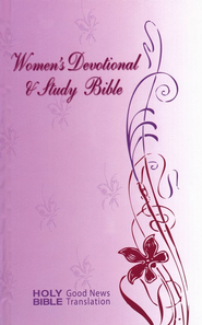 GNT Women's Devotional and Study Bible   -